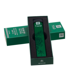 The Tao Way - Single Use Open Wood Pod