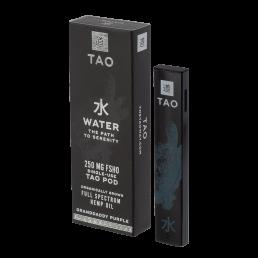 The Tao Way - Single Use Boxed Water Pod