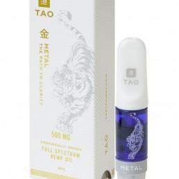 TAO Metal CBD Oil GSC 500mg