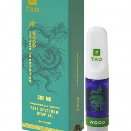 TAO Wood CBD Oil OG Kush 500mg